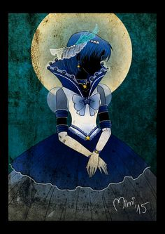 .eternal princess sailor mercury by mimiclothing.deviantart.com on @DeviantArt
