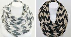 Looove this chevron scarf! I need it!!
