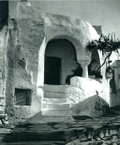 Greece Pictures, Greece Photography, Paros, Vintage Pictures, Old Photos, Black And White, Artwork, Painting, Old Pictures