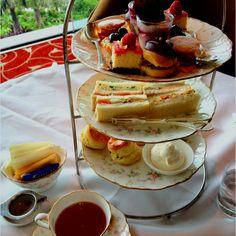 High tea @Hyatt Jakarta