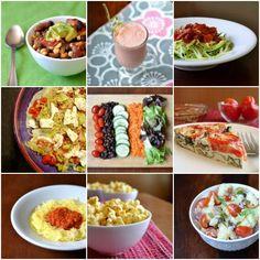 rotation diet real food menu