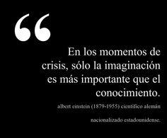 Albert Einstein (1879-1955) Científico alemán nacionalizado estadounidense. #citas #frases