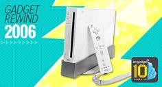 Gadget Rewind 2006: Nintendo Wii - http://www.aivanet.com/2014/06/gadget-rewind-2006-nintendo-wii/