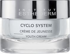 Restore the density of your skin with the Institut Esthederm Cyclo System Youth Cream Face & Neck, a firming day cream. The replenishing cream visibly diminishes and relaxes expression lines and wrinkles, preserving the skin's youthfulnes Institut Esthederm, Pyrus, Hair Removal Cream, Derma Roller, Sodium Bicarbonate, Fragrance Parfum, Moisturiser, Intj, Skin Care