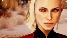 Found this Lavellan while gooled, lovley made.