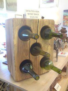 Rustic Design - Ash Wine Racks