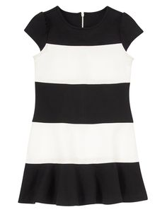 Striped Dress at Gymboree