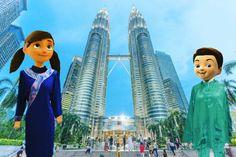 Careb and Sophia Malaysia