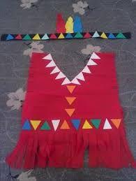 Resultado de imagen de disfraz indio bolsa basura Carnival Crafts, Carnival Masks, Theme Carnaval, Indian Birthday Parties, Indian Costumes, Pole Art, Red Indian, American Quilt, Thanksgiving Crafts For Kids