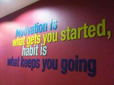 Daily motivation