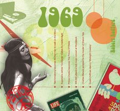 This is a 1969 Year Greeting Card (Two-Fold) and a 1969 Chart Hits CD gift for people born / married in that year  http://herbysgifts.com/products/1969-birthday-or-anniversary-gifts-1969-classic-years-cd-card