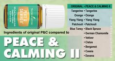 Young Living Essential Oils: Peace & Calming II
