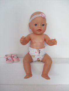 Leuke luiers voor Baby Born Baby Born
