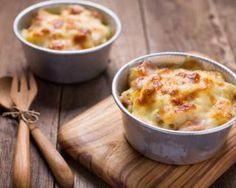 Mini gratins de patate douce aux endives Croq'Kilos : http://www.fourchette-et-bikini.fr/recettes/recettes-minceur/mini-gratins-de-patate-douce-aux-endives-croqkilos.html