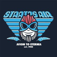 From Avion to Eternia with Stratos Air by Fanboy30.