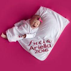 Personalized raspberry newborn blanket.personalized knit baby girl…