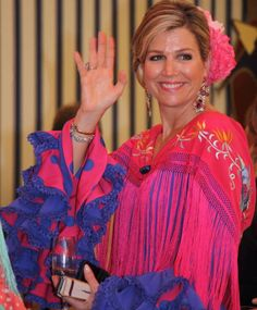 10 May 2019 - Dutch Royal Familiy attends the April Fair in Seville, Spain Grace Kelly, Funeral, Dutch Queen, Royal Queen, Dutch Royalty, Three Daughters, Queen Maxima, Rey, Old Hollywood