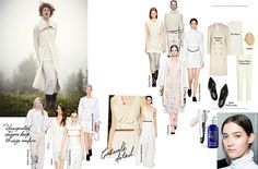 Trend | Winter White | Magazine | NET-A-PORTER.COM