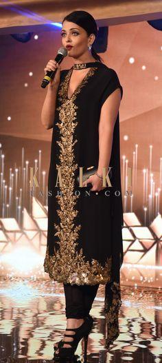 Aishwarya Rai Bachchan at Femina Women Awards 2015 Pakistani Dresses, Indian Dresses, Indian Outfits, Indian Designer Outfits, Designer Dresses, Suits For Women, Clothes For Women, Desi Clothes, Bollywood Fashion