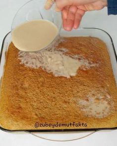İncirli yaş pasta