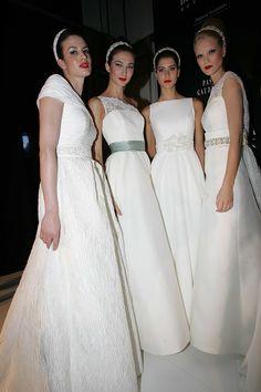 Vestidos de novia de Patricia Avendaño 2014 #bodas #vestidos
