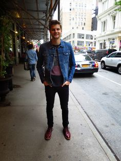 Jim Chapman: NEW YORK BABY!