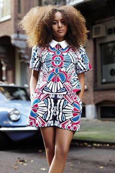 May is almost here! Time to pull out the bold and bright prints and patterns