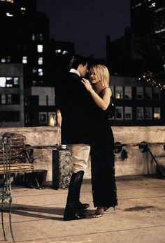 Kate and Leopold - Moonlight Serenade dance