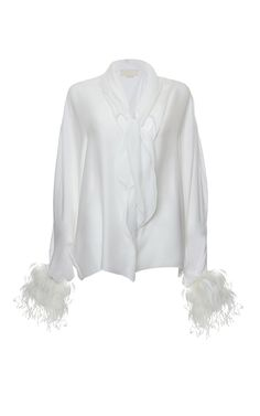 Long Sleeve Blouse by GENNY for Preorder on Moda Operandi