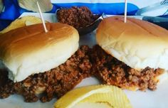 Cookbook author Maria Dias (Tia Maria) named this Portuguese style sloppy Joes sliders recipe after Cristiano Ronaldo after Portugal won the Euro in 2016.