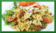 Nudelsalat mediterran mit getrockneten Tomaten und Parmesan Rezept KatisWeltTV - YouTube