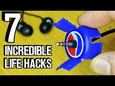 STUFF TO MAKE OUT OF SMALL MOTORS (eg FROM BROKEN CLAW GAME).  LP   In this video you are watching 7 incredible life hacks and gadgets made out of plastic bottle caps.Enjoy Watch 5 incredible Life Hacks with Lighters:https://...