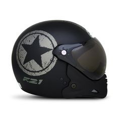 Capacete Peels F21 Navy Preto/fosco C/ 2 Viseiras Juntas - R$ 239,99 no MercadoLivre