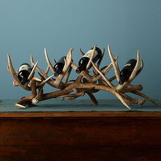 Antler Wine Rack (4 Bottles) at Wine Enthusiast - $595.00