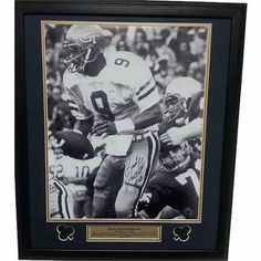 Ncaa 20x24 Autographed Frame, Rudy Ruetiger Notre Dame