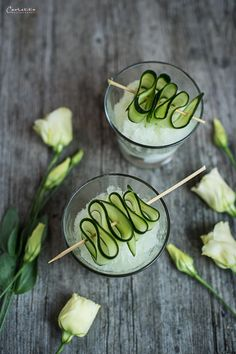 Gin Tonic, Granita, Gin Tonic Granita, Drink, Getränk, Sommer Drink, Sommer…