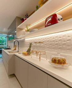 Kitchen Room Design, Kitchen Cabinet Design, Modern Kitchen Design, Home Decor Kitchen, Interior Design Kitchen, Kitchen Furniture, Home Kitchens, Tuscan Kitchens, Decorating Kitchen