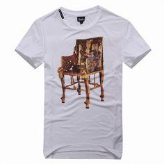 ralph lauren polo outlet online Dolce & Gabbana Classic Chair Print Short Sleeve Men's T-Shirt White http://www.poloshirtoutlet.us/