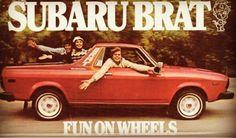 #NostalgicFor The Subaru Brat!
