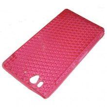 Funda Sony Xperia Z MiniGel Diamonds - Rosa  AR$ 17,29