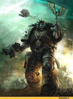 Warhammer 40000,warhammer40000, warhammer40k, warhammer 40k, ваха, сорокотысячник,фэндомы,Blood Angels,Space Marine,Adeptus Astartes,Imperium,Империум,Chaplain,Chaplain Lemartes
