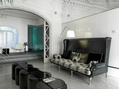 Cool hotels Barcelona, Chic and Basic Hotel, on GlobalGrasshopper.com
