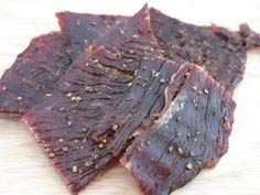 Butter Beef Jerky Recipe