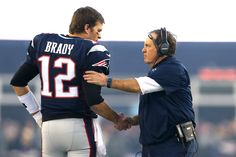 10 things you didn't know about Tom Brady and Bill...: 10 things you didn't know about Tom Brady and Bill Belichick's 10 AFC… #Patriots