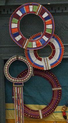 MAASAI WEDDING NECKLACE  site:pinterest.com   Etta Place — Maasai Wedding Jewelry   The Interesting and Unique ...