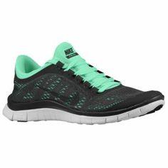 36931d10c8 Nike Free 3.0 V5 - Women s - Black Metallic Silver Anthracite Nike Free 3