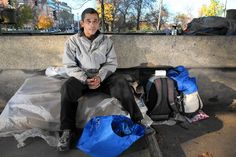 Possessions Chicago homeless people can and cannot have...