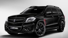Mercedes-Benz GL-Class Larte Design Black Crystal