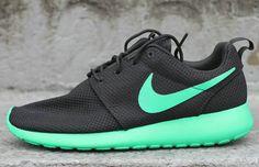 Nike - Roshe Two Flyknit (black) - 844833-001