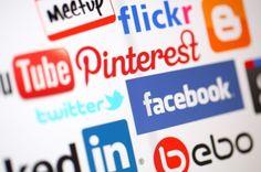 Facebook, Pinterest und LinkedIn: Verschiedene Plattformen für die Ich-Marke. (Bild: © mattjeacock - iStockphoto.com)